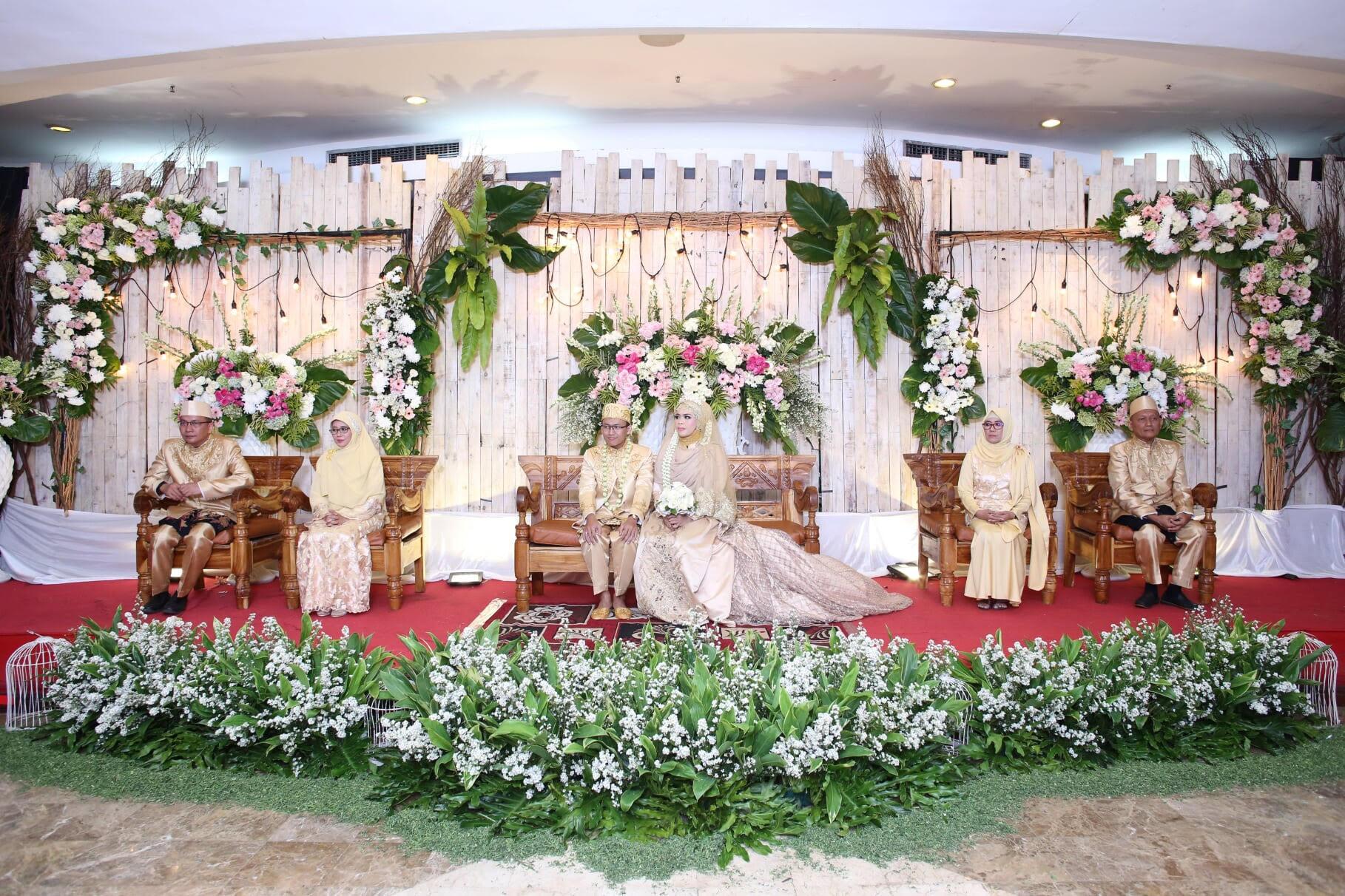 Jasa Dekorasi Pernikahan Dengan Harga Terjangkau Rizqy
